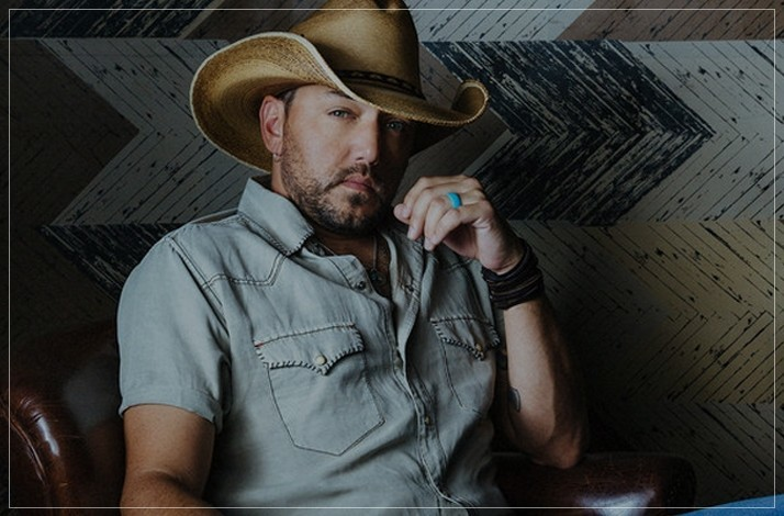 Ultimate Jason Aldean Concert Experience: Hotel & Airfare for 2, Signed Guitar + Photo with Jason: In Chula Vista, California (1)