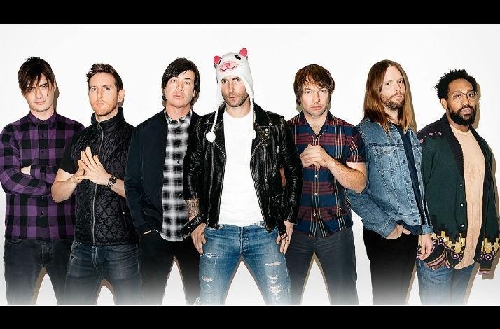 Meet adam levine maroon 5 backstage at their concert in la photo meet adam levine maroon 5 backstage at their concert in la photo with the band in inglewood california m4hsunfo