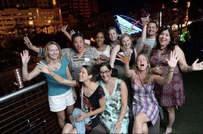 Downtown Lip Smacking Tour — a Walking Tour of Downtown Las Vegas with Food: In Las Vegas, Nevada
