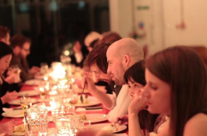 Art Themed Pop-Up Dinner: In Brooklyn, New York