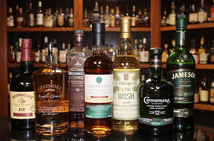 Gems of the Emerald Isles Whiskey Tasting: In Las Vegas, Nevada (1)