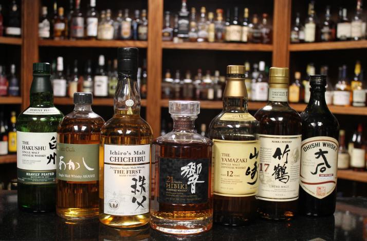Zen of Japan Whisky Tasting: In Las Vegas, Nevada (1)