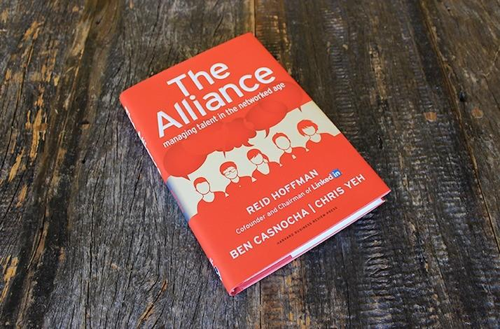 Hand-Signed Copy of The Alliance (1)