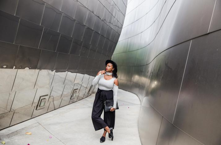A Day in the Life of a Style Blogger with Melissa Chataigne: In Los Angeles, California (1)