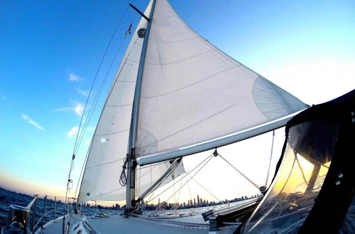 Private Two-hour Sailing Charter - WEEKENDS: In Chicago, Illinois (1)
