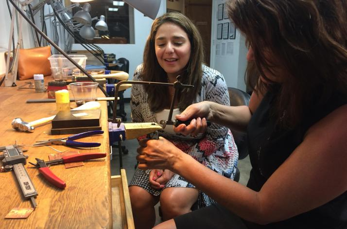 Private Full Day of Professional Jewelry Making at Steven Brownlee's Jewelry Creations Workshop : In North Miami, Florida (1)