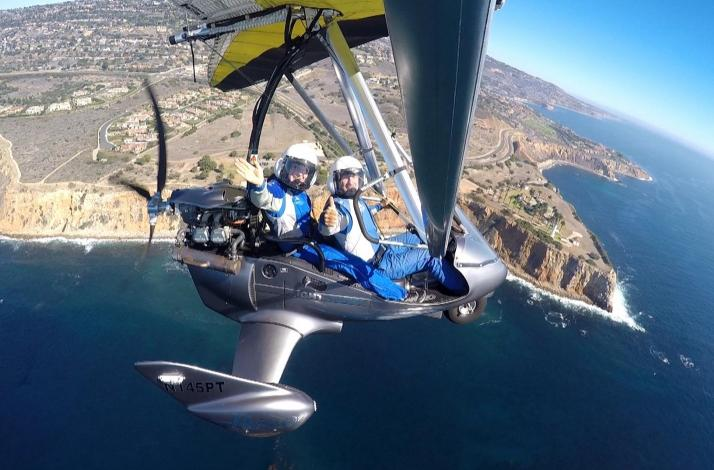 Open Air Adventure Flights: In Hawthorne, California (1)