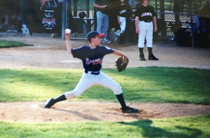 Baseball Pitching and Throwing Lesson and Skill Assessment: In Los Altos, California