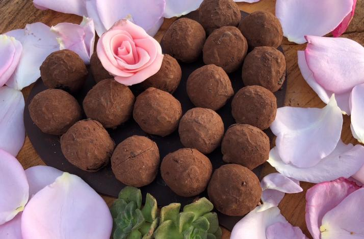February the Month of Love — Enjoy a Private Swiss Chocolate Workshop for Couples: In Costa Mesa, California (1)