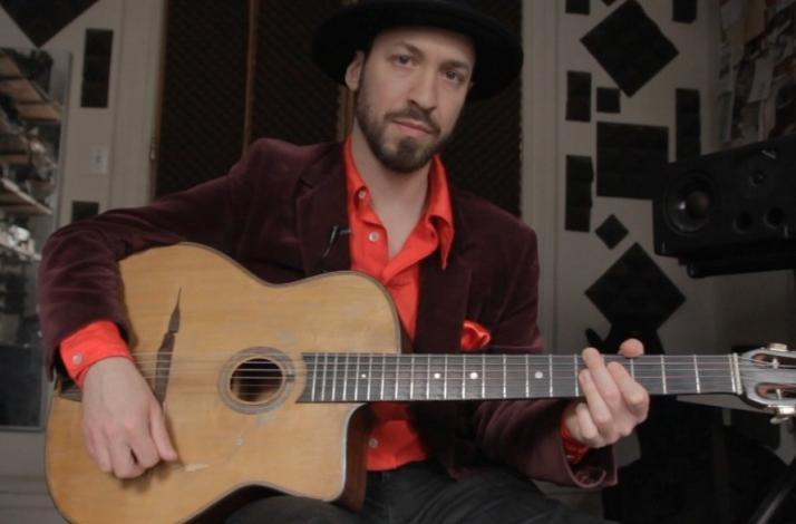 Gypsy Jazz Guitar Lesson: In Brooklyn, New York (1)