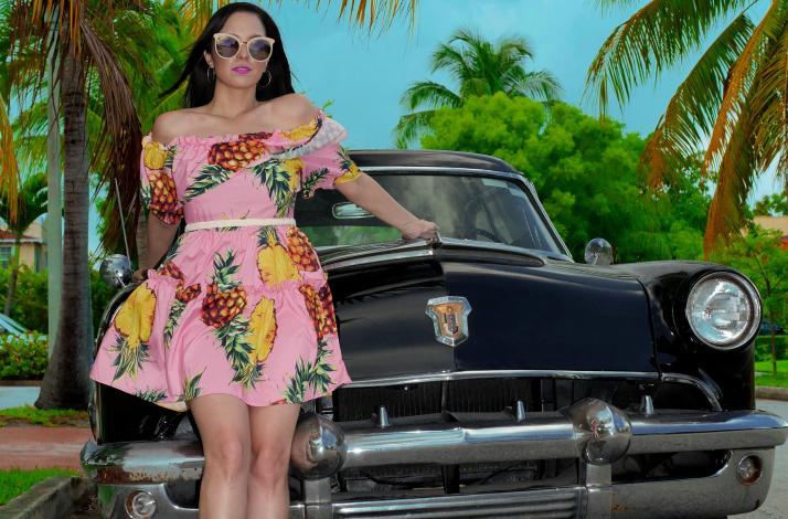 Fashion Photoshoot Street Edition: In Miami, Florida