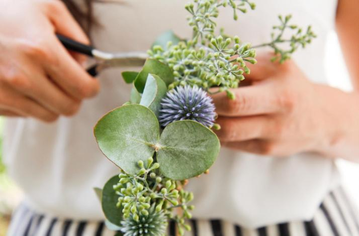 Private Flower Arranging Class in San Francisco : In San Francisco, California (1)