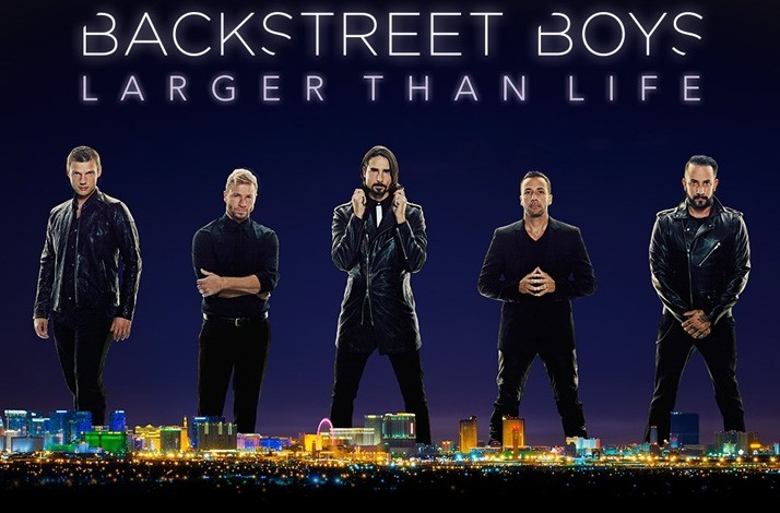 Meet the Backstreet Boys in Las Vegas: Tickets to Concert of Choice + 2 Nights at Planet Hollywood: In Las Vegas, Nevada