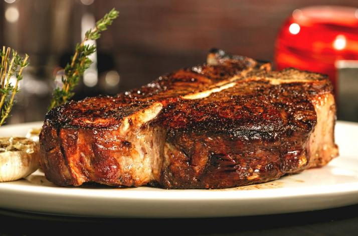 Steakhouse Night with Dry-Aged Steaks in the Comfort of Your Own Home: In New York, New York (1)
