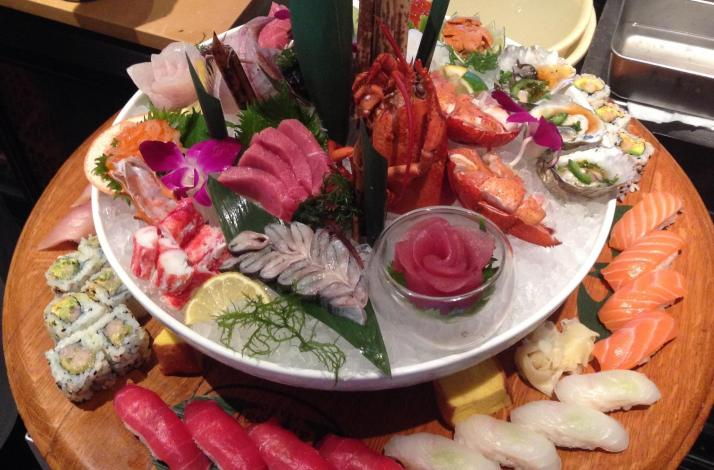 Delicate and Exotic Flavors of Japan and the Middle East: In San Francisco, California (1)
