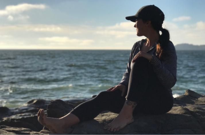 Hike to Panoramic Views and Yoga on the Sand: In Muir Beach, California