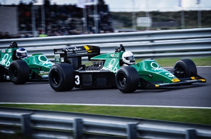 Admission to the Most Popular and Prestigious International Motor Racing Competition: In Mexico City, Mexico (1)