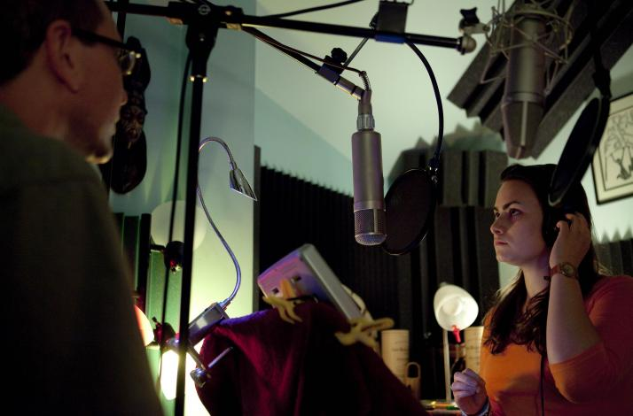 Pro Vocal Training a Vocal Recording Experience with an Emmy Award Winning Composer and Producer : In Chicago, Illinois (1)