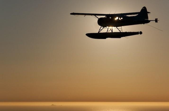 Fly Above the Bay on a Midday Seaplane Tour of the San Francisco Coast: In Mill Valley, California (1)