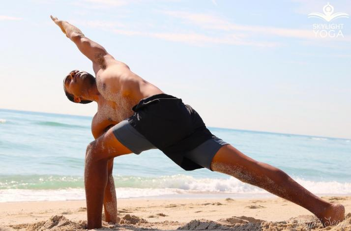 Sunrise Yoga on the Beach and Miami's Best Vegan Cuisine: In Miami Beach, Florida (1)