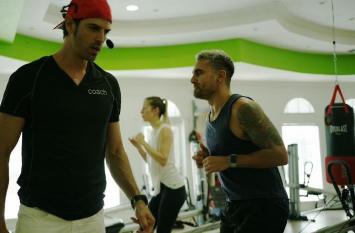 Couples Fitness Experience with Morphe: In Miami, Florida