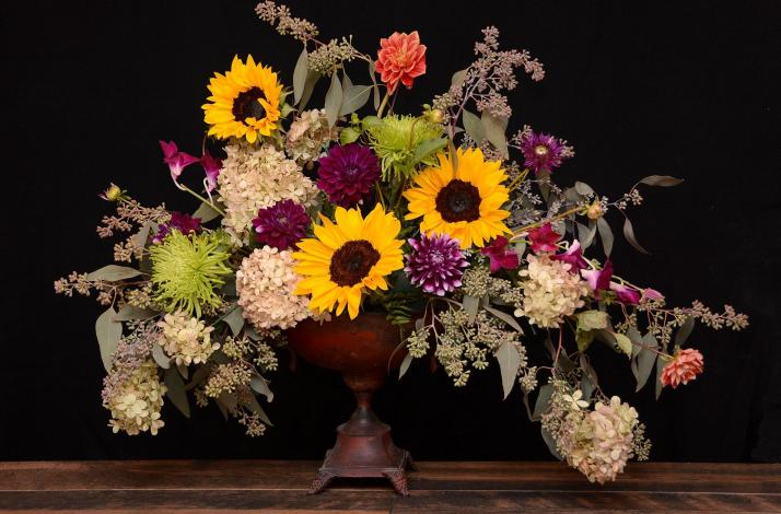 Create an Amazing Floral Design: In Boston, Massachusetts