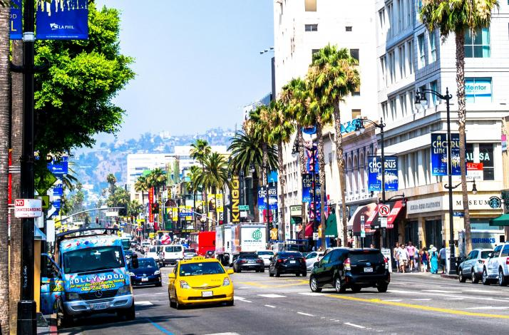 5-hour Private Los Angeles City Tour — Must-See Sites: In Los Angeles, California (1)