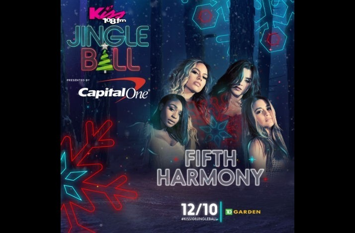 Meet Multiple Headliners with Tickets for Four on December 10 to KISS 108's Jingle Ball in Boston: In Boston, Massachusetts