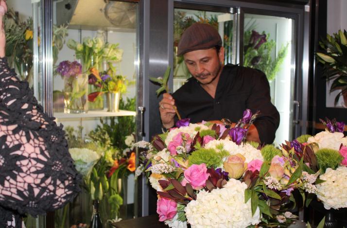 Floral Design Workshop at Floresta with Juan Carlo Bermudez: In New York, New York