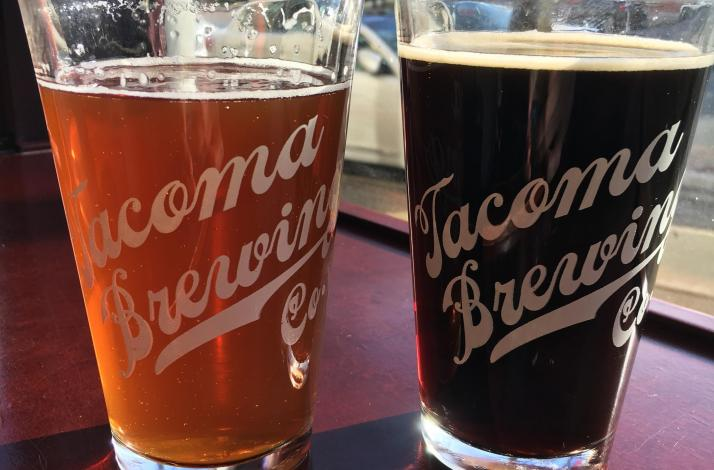 Craft Beer and Food Pairing Tour: In University Place, Washington