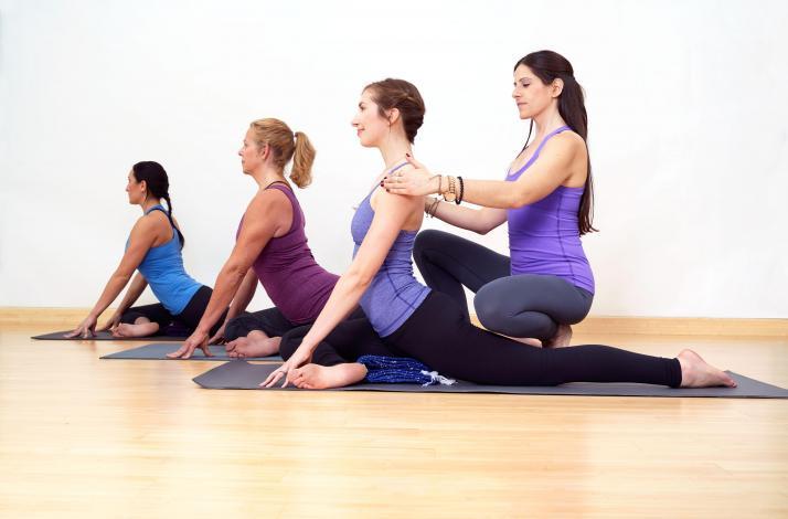 Group Private Yoga with Senior Teacher Sarah Ezrin: In San Francisco, California (1)
