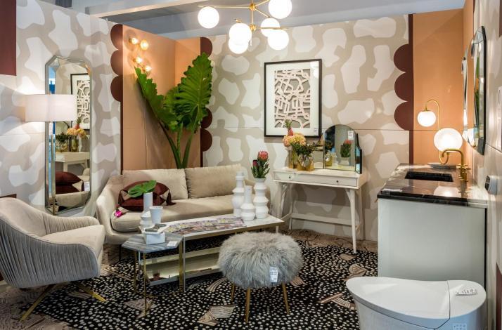 Design On A Dime Miami Benefiting Housing Works: In Miami, Florida