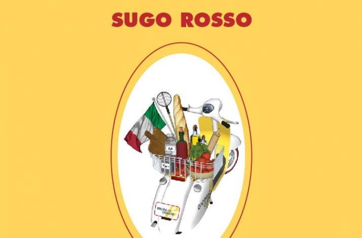 30-Hour Tomato Sauce: Handmade Organic Sugo Rosso Red Sauce (1)