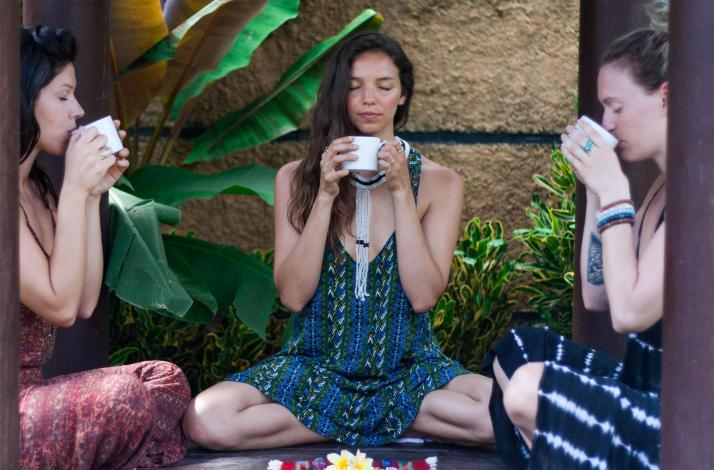 Cacao Ceremony with Giovanna Garcia: In Mill Valley, California