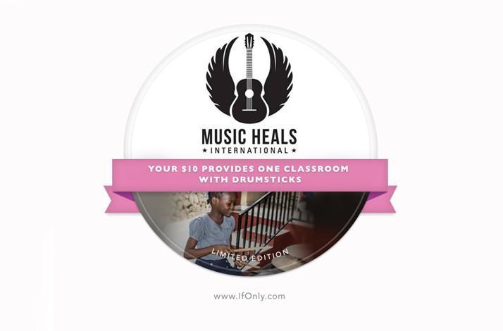 Music Heals International Fan Badge (1)