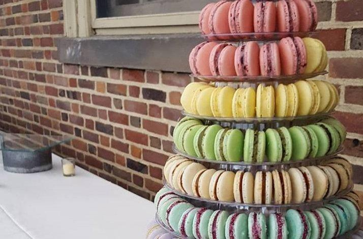 Intro to Macaron Making with Chef-Owner of Boston Bonbon: In Cohasset, Massachusetts (1)