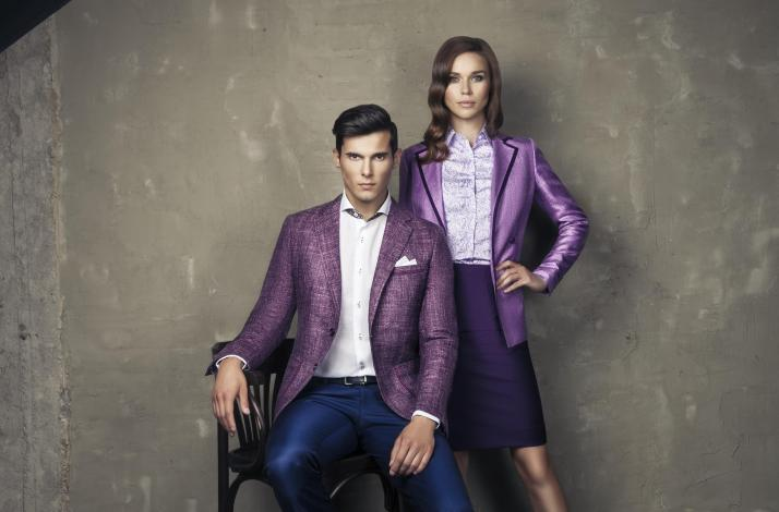 Exclusive 'His & Hers' Custom Jacket Design at The Bespoke Club Miami: In Miami, Florida