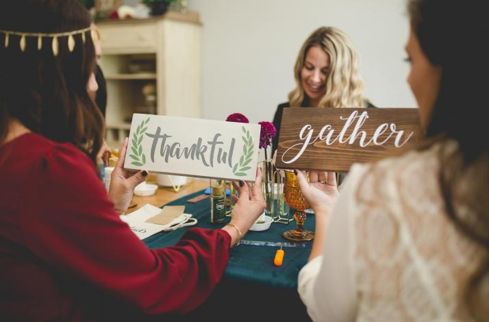 Custom Holiday Wood Sign Paint Party: Create your favorite holiday sign: In Concord, California (1)