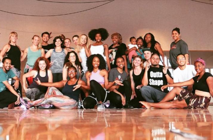 Diaspora Dance: Afro-Urban Small Group Dance Class with Alicia Langlais: In San Francisco, California