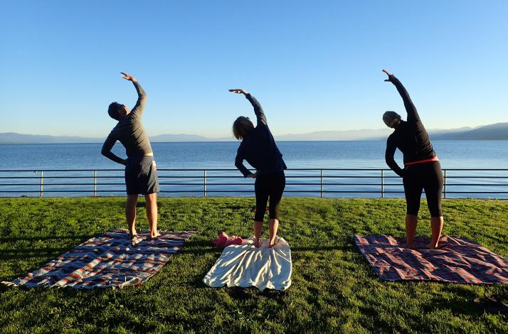 Customized Yoga Sessions - Tahoe Basin: In Crystal Bay, Nevada