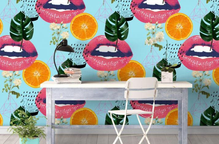 Design Your Own Custom Wallpaper Experience: In Austin, Texas