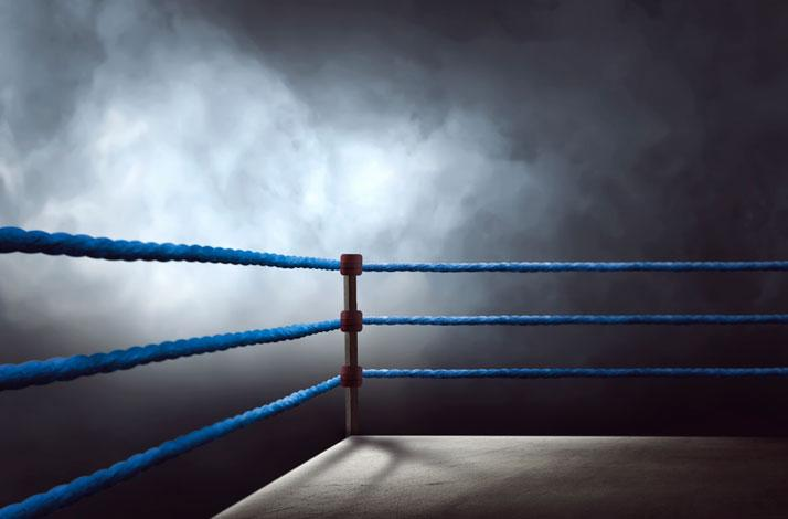 Sexy Dulce Garcia VIP Fight: In Monterrey, Mexico (1)