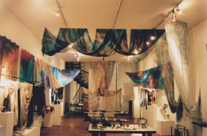 Exclusive Studio Visit with Japanese-American Textile Artist: In Kensington, California