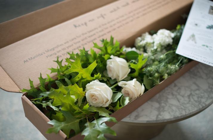Floral Design Workshop with Matilda's Magnolias Flowerbar: In San Francisco, California