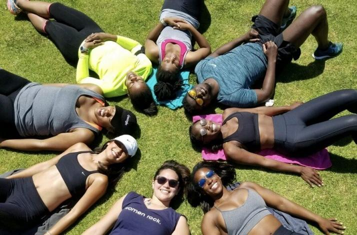 Burn and Brunch — Workout and Picnic at Delores Park with Top SF Trainer: In San Francisco, California (1)