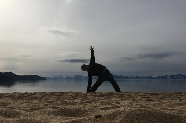 Tahoe Hike to Private Outdoor Yoga Class: In South Lake Tahoe, California (1)
