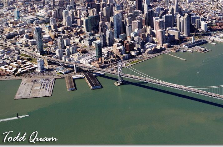 Helicopter Flight Lesson over San Francisco Bay: In Hayward, California (1)