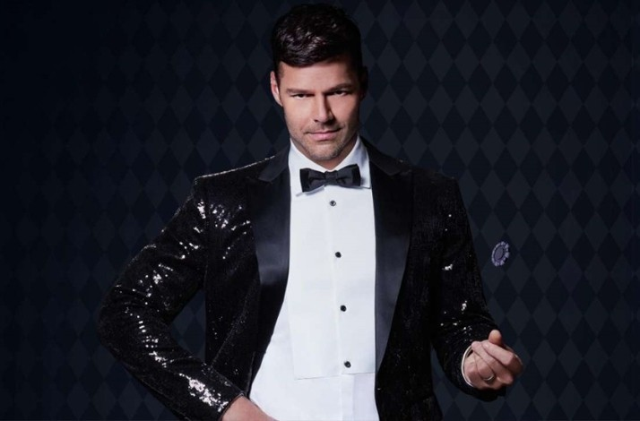Meet ricky martin with tickets to see him at the las vegas park meet ricky martin with tickets to see him at the las vegas park theater this weekend m4hsunfo