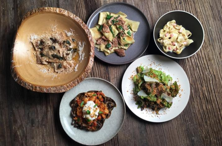 Californian Italian Style Fine Dining in Playa Vista — Cooked by a Classically Trained LA Chef: In Los Angeles, California (1)