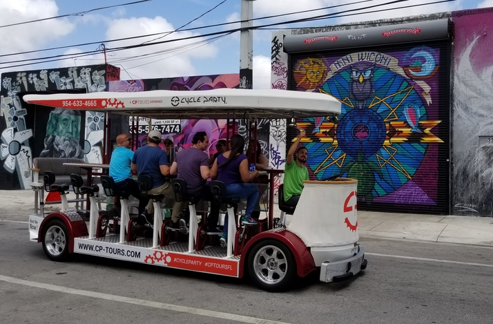 Happy Hour Tour in the Vibrant Wynwood Neighborhood: In Miami, Florida (1)